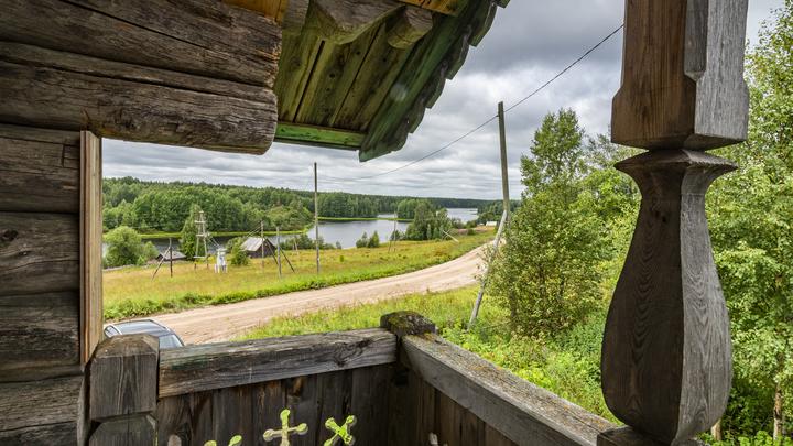 Это что за чудо?: Блогер отыскала в русской глубинке идеально чистое село