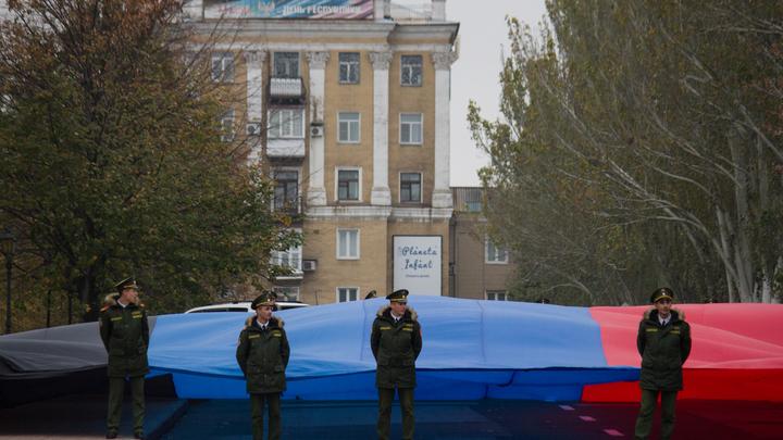 Крутой поворот! Донецк - русский!: МИД Украины не смог заставить Lufthansa перекрасить Донбасс