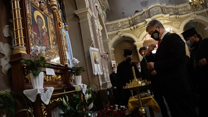 Кипрская Церковь пала перед украинскими раскольниками
