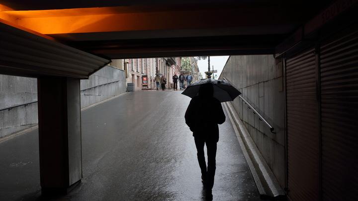 «Винсент» гостит в Санкт-Петербурге: циклон принесет дожди и потепление