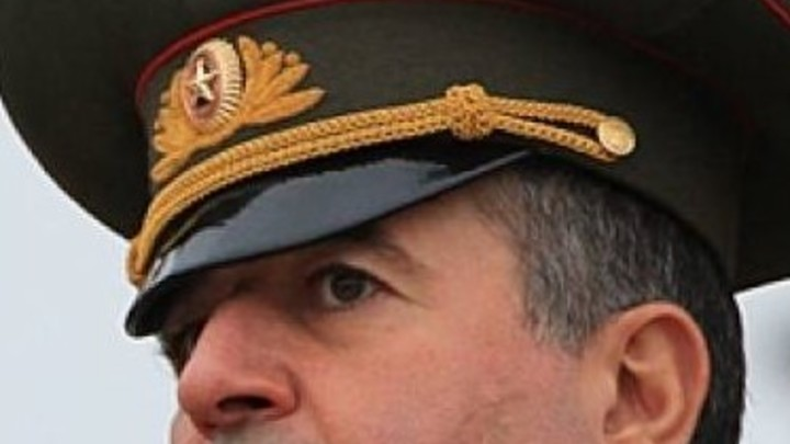 Новый замначальника Генштаба Карапетян, не устроивший президента, все равно вступил в должность