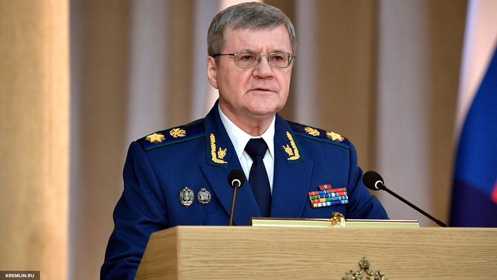 Генпрокуратура: Санкции не являются помехой в борьбе с терроризмом