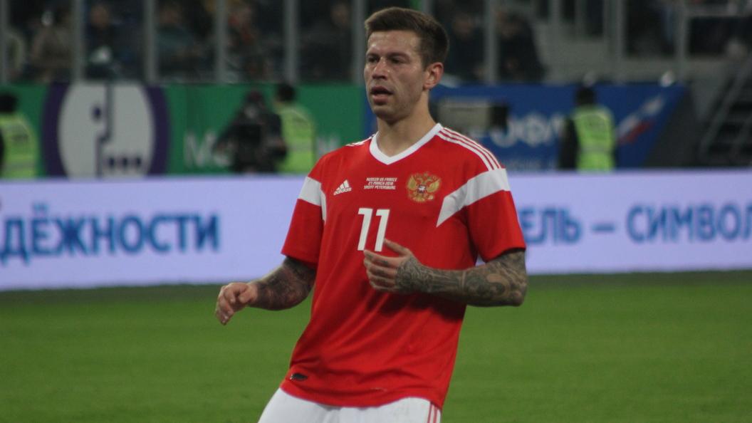Фёдор Смолов: «Сомневаюсь, что моя жёлтая карточка перед матчем сЦСКА— совпадение»