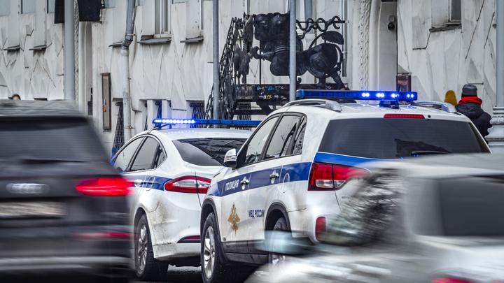 Роботы-полицейские будут задерживать преступников: Русским полицейским представили автоматических коллег
