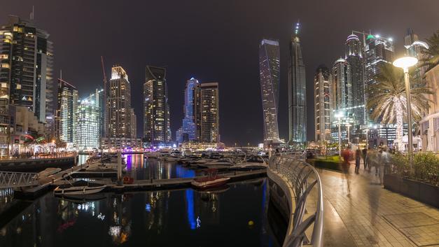 Шотландская баронесса продала за биткойны 50 элитных квартир в Дубае