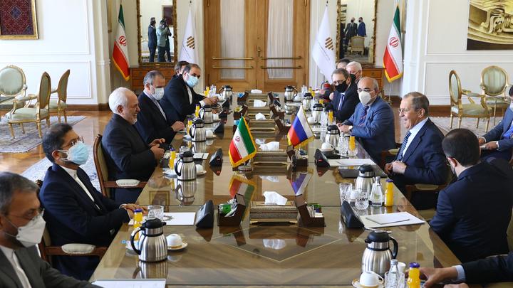 Россия и Иран выступили за достижение долгосрочного урегулирования карабахского конфликта