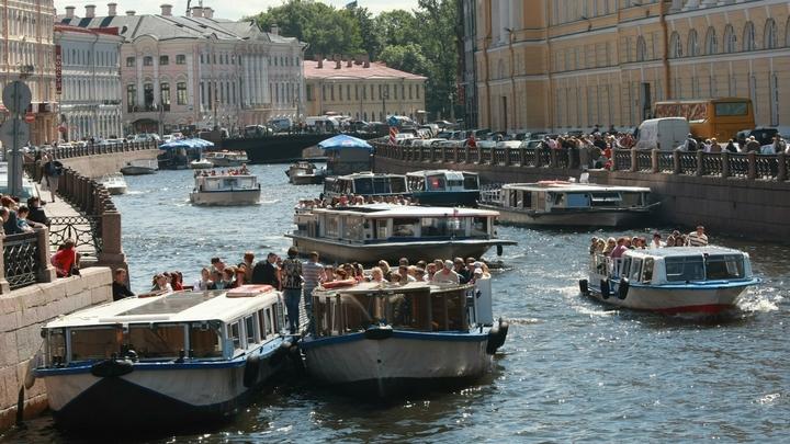 В Петербурге ожидают допандемийный спрос на речные прогулки