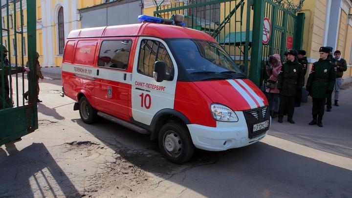 Дополнительные проверки МЧС пройдут в зданиях промзон после пожара на «Невской мануфактуре»