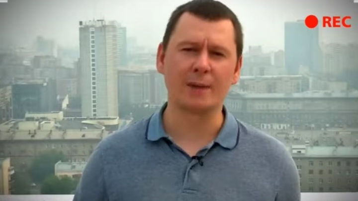 Суд арестовал новосибирского журналиста Николая Сальникова на два месяца