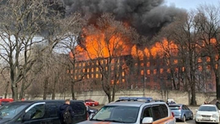 В Тольятти школьников наградят за тушение пожара