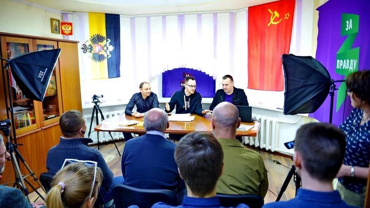 В Иванове прошли дебаты между обществом «Царьград» и движением Захара Прилепина
