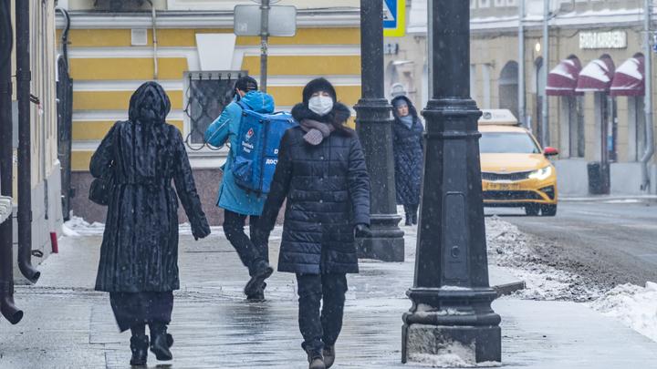 Уровень заболеваемости коронавирусом в Санкт-Петербурге упал на 31% за неделю