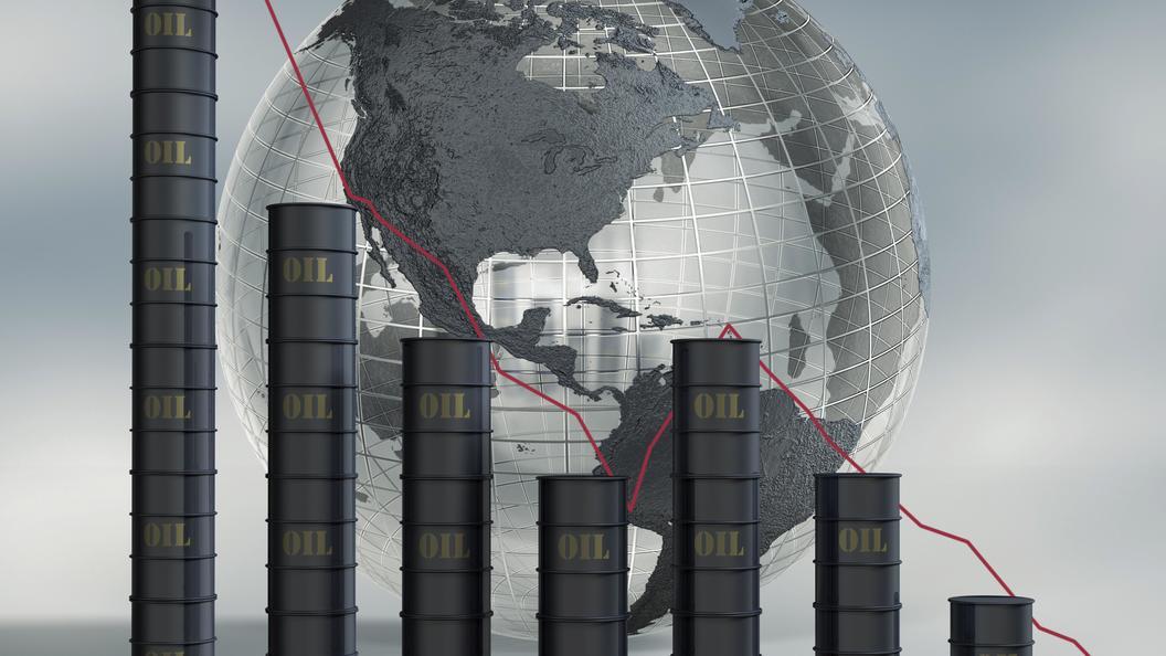 Снижение спроса на нефть спровоцировало понижение цен