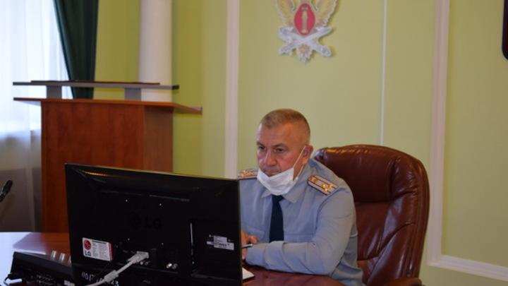 После коррупционного скандала во Владимирский юридический институт пришел новый начальник