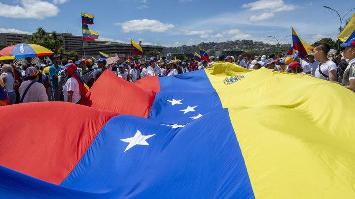 Измена родине. Гуайдо требует от США напасть на Венесуэлу