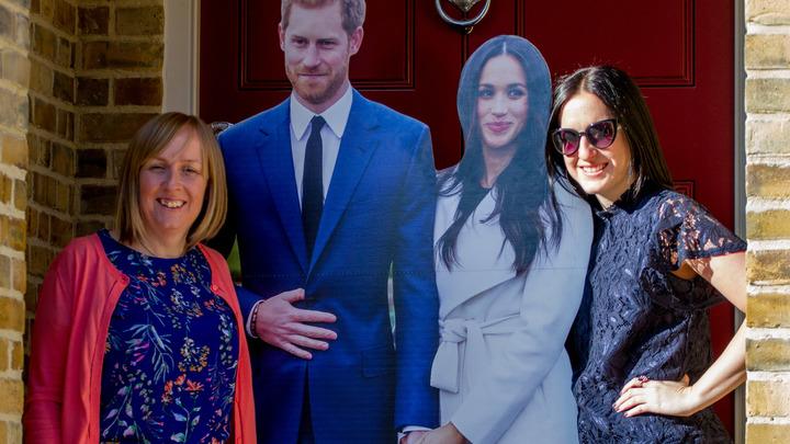 Елизавета II подарила принцу Гарри на свадьбу титул герцога Сассекс