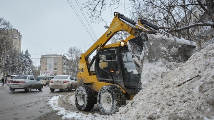 В Ростовской области ожидается новый мощный снегопад с рекордным уровнем осадков - готовность №1