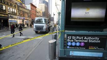 Посольство России в США призвало сограждан избегать скоплений людей после взрыва в Нью-Йорке