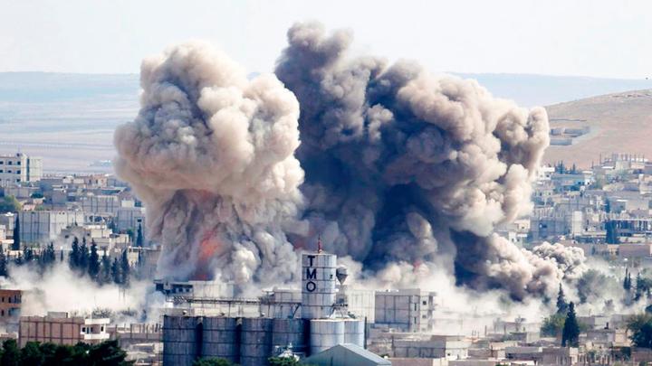 Посольство США в Багдаде подверглось удару трёх реактивных снарядов