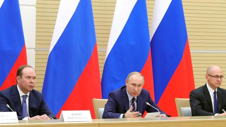 Явление новое... насколько мы готовы?: Путин выдвинул требования чиновникам по защите от коронавируса
