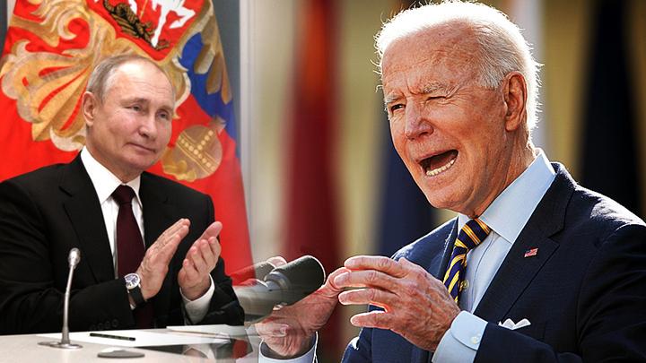Байден думает, что поймал Путина. Но Россия ответит не словами
