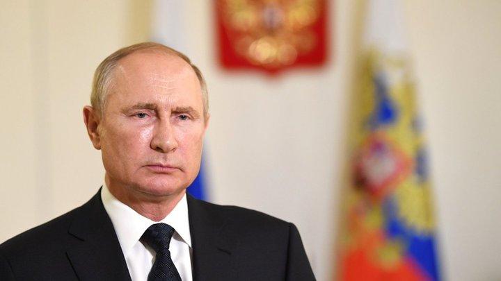 Не хочу нарушать благостного течения моего выступления, но...: Путин предупредил Петербург о беде