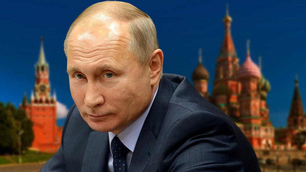 Холодная война, президент Путин и автократия