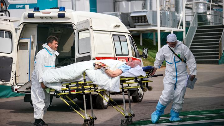 Заболеваемость растёт, но снижается: Роспотребнадзор озадачил петербуржцев