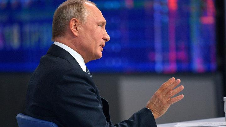 «Прямая линия» Путина: Уникальное дело охранителя Русского мира