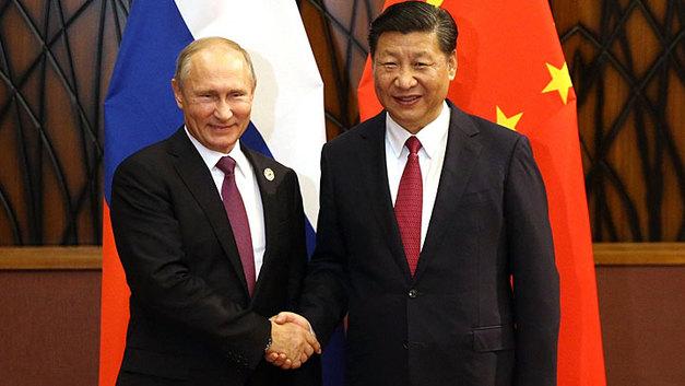 «Теневое ЦРУ» обеспокоено союзом Путина с Си Цзиньпином