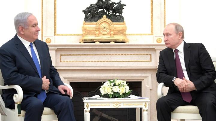 Нетаньяху попросил Путина помиловать израильтянку, осуждённую за контрабанду гашиша