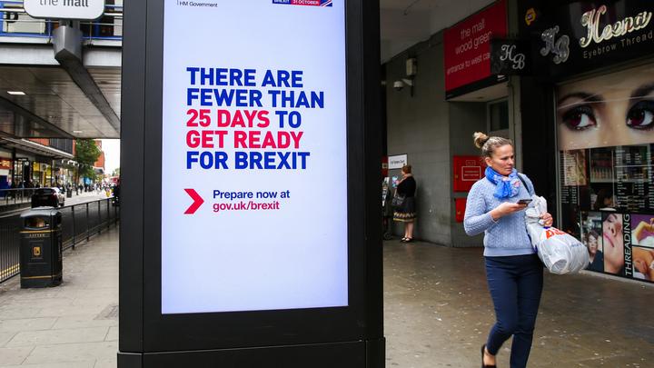 Прекрасная сделка: Британия и ЕС договорились по Brexit. Фунт среагировал ростом