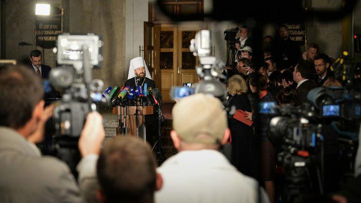 Синод прекращает общение с признавшими ПЦУ архиереями Элладской Церкви