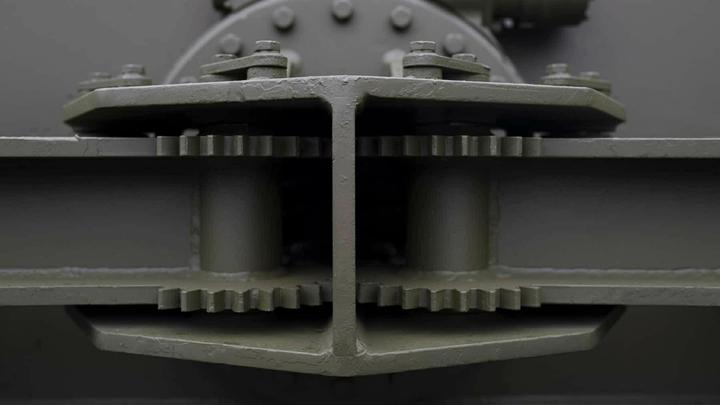 Боевой робот Маркер впервые запустил беспилотники на полигоне под Магнитогорском