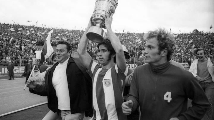 Главный обидчик сборной СССР на Евро-1972 Герд Мюллер скончался в возрасте 75 лет