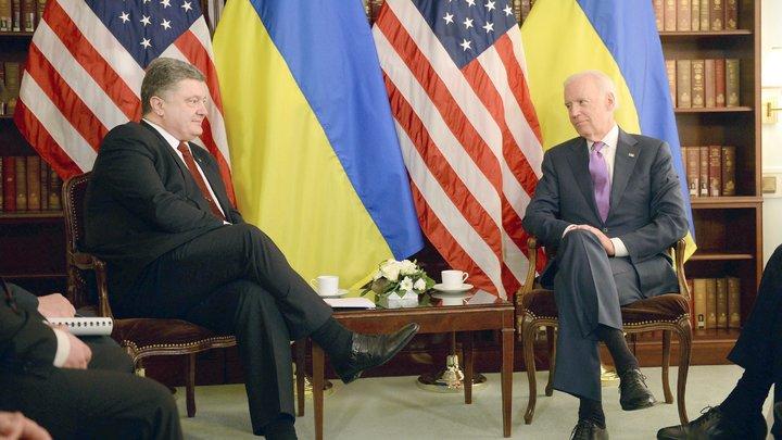 Раскрыта ключевая роль Порошенко в американском майдане: Украина с вами!