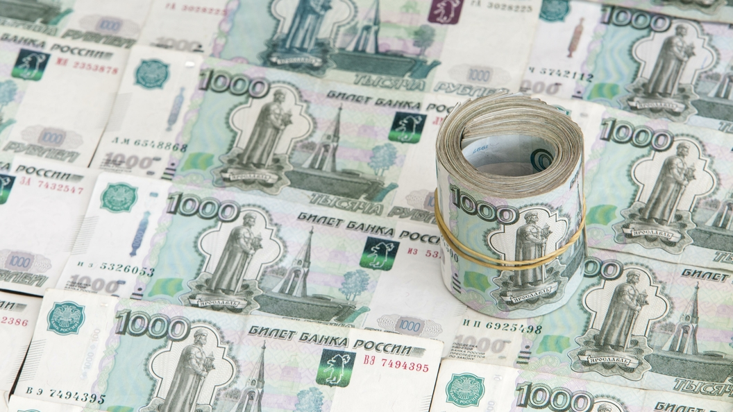 В России предприятия должны работникам более 3 млрд рублей