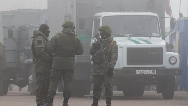 В Донбассе убит полицейский при попытке спасти детей из зоны поражения