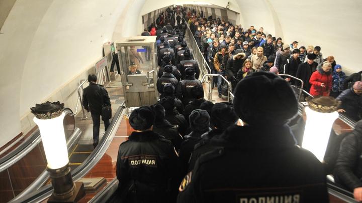 УВД: В московском метрополитене погиб пассажир