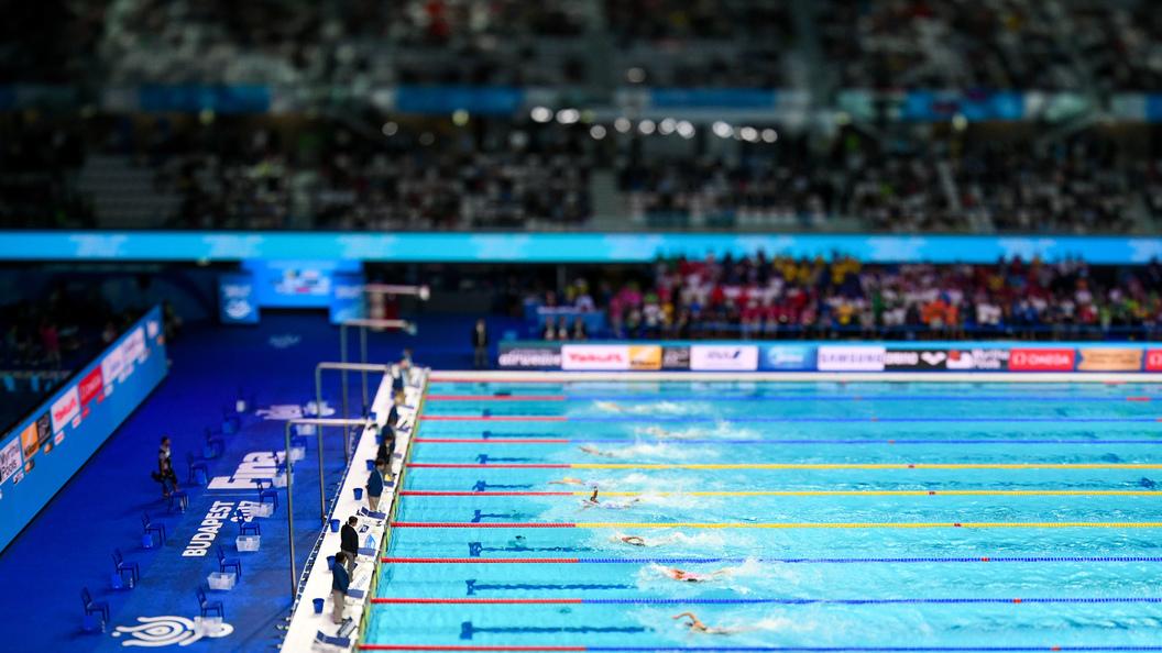 Антон Чупков стал рекордсменом и чемпионом мира по плаванию