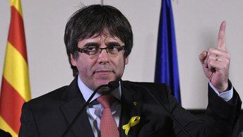 Бывшего главу Каталонии вновь будут разыскивать по всему миру