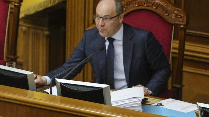 Киев не выдержал «нокаута» от выдачи разрешений на «Северный поток - 2»