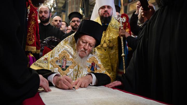 Ультиматум Украинской Церкви довёл Фанар до истерики: Закройте рот!