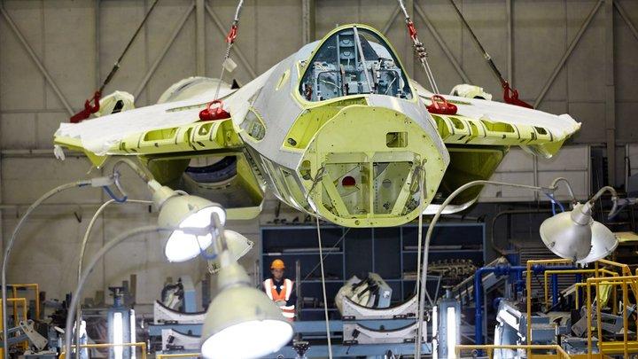 Установленные Шойгу сроки опередили? Первый Су-57 поступил на вооружение - источник