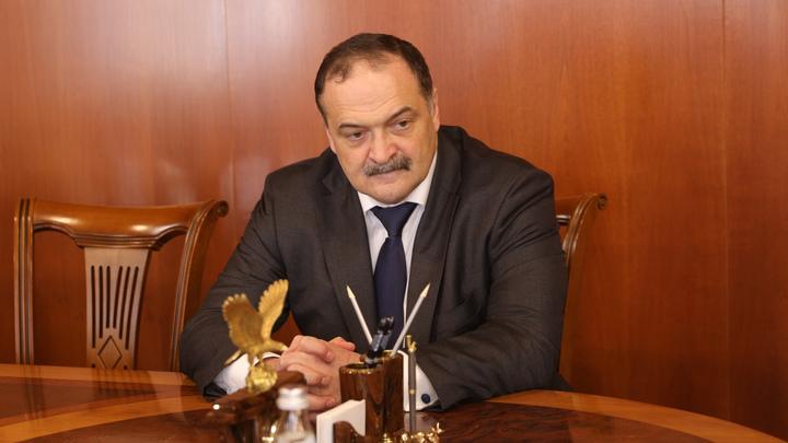 Главой Дагестана избран Сергей Меликов