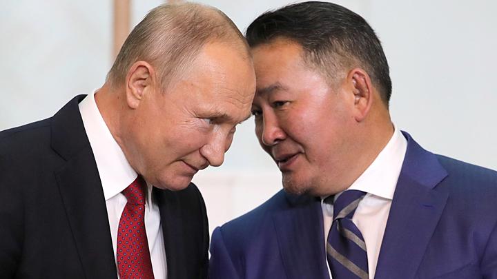 Русский с монголом – братья навек. Путин заключил в Улан-Баторе бессрочный договор о дружбе