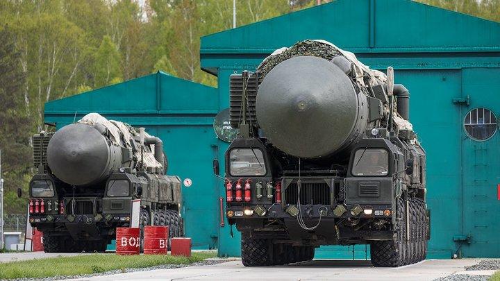 Ядерный арсенал России пополнился новыми межконтинентальными ракетами - Минобороны