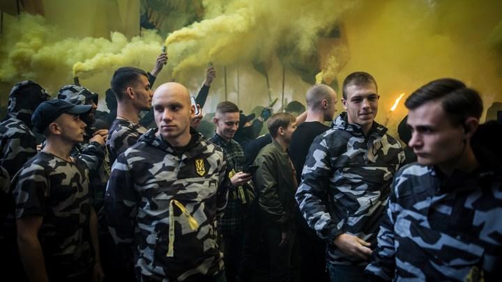 Все воевавшие в Донбассе украинцы - террористы: Азов уточнил заявление Конгресса США