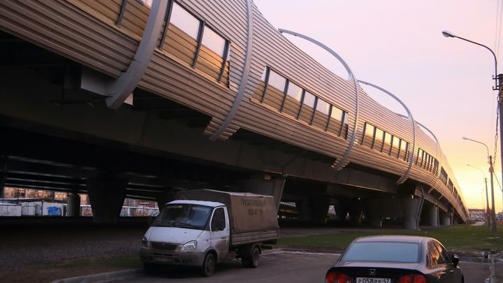 Проезд по КАД-2 вокруг Петербурга решили сделать платным
