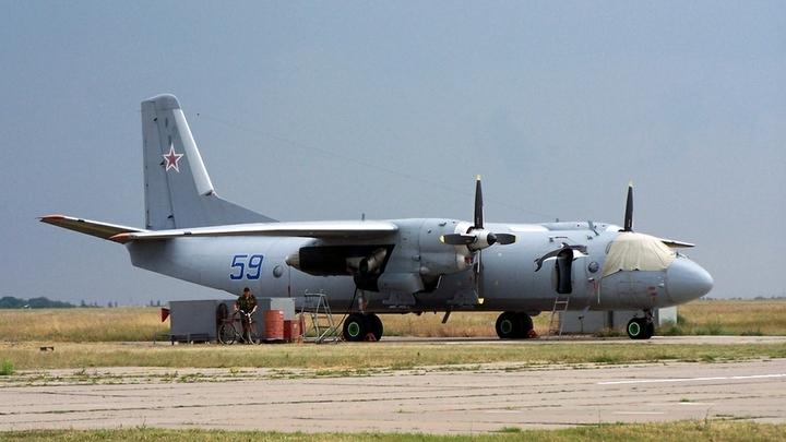 Генерал пропал там: Либералы нагоняют тумана в истории крушения Ан-26 в Сирии